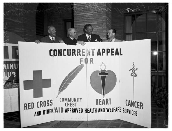 Aid Campaign, 1951