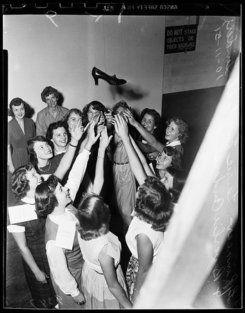 Cinderella (Pasadena) contest, 1951