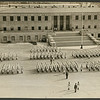 Class review at Naval Reserve Armory, Chavez Ravine, Los Angeles, 1941