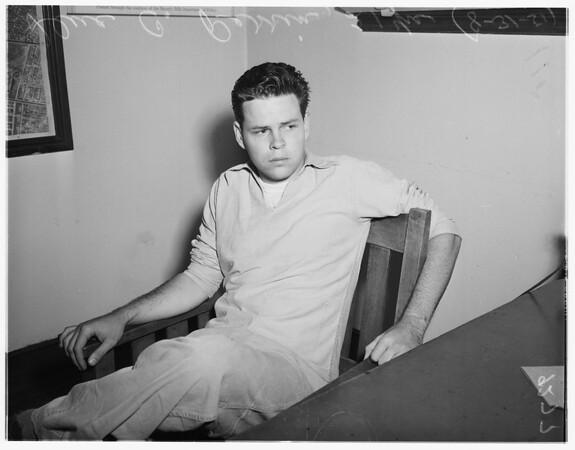 Actor arsonist, 1951