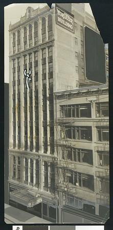 Wurlitzer Building, Broadway, Los Angeles, 1930