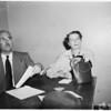 Parmelee Dohrman embezzler, 1951