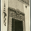 American Legion Hall facade, Hollywood, [s.d.]