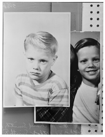 Missing brothers, 1951