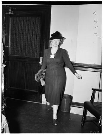 Judgment suit, 1942