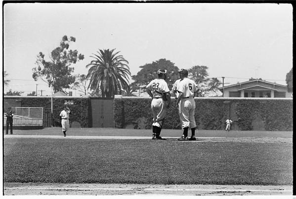 "San Diego versus Los Angeles, ""Magic Eye"" fotos, 1951"