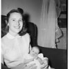 Baby Picture for soldier, 1951