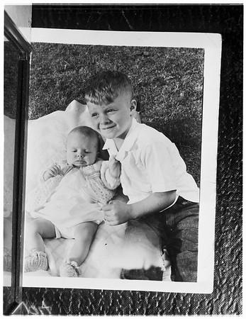 Runaway husband, 1951