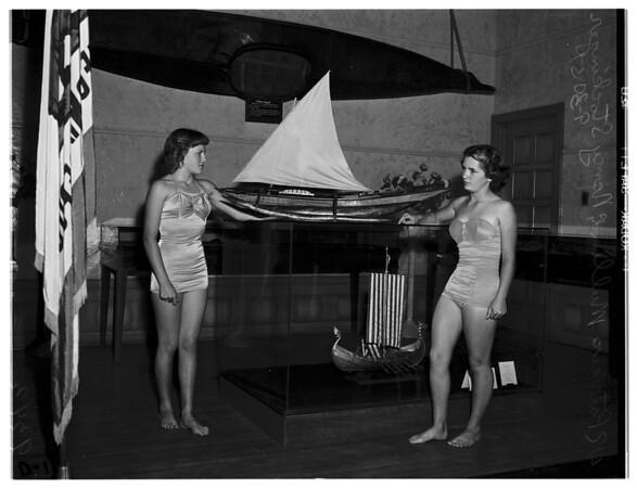 Cabrillo Beach Marine Museum, 1951