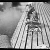 Crystal Lake fishing, 1950