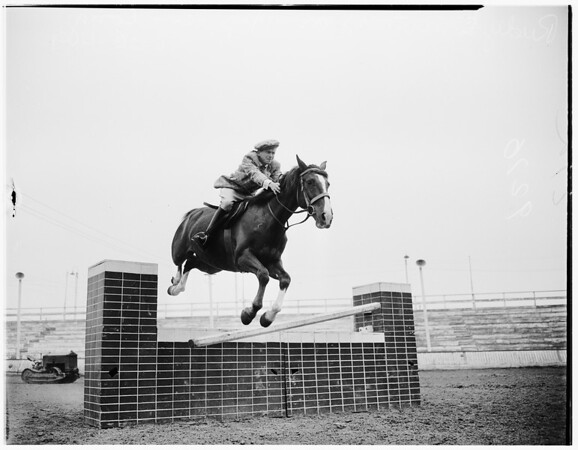 National Horseshow, 1949