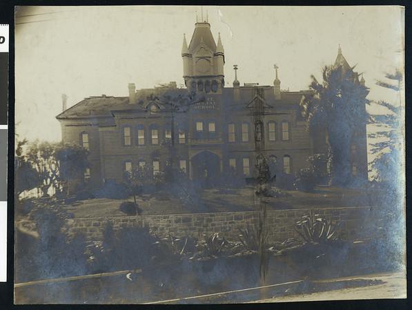 State Normal School, Los Angeles, 1910