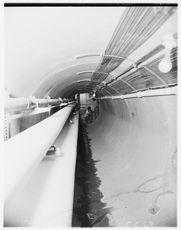 University of California Los Angeles tunnels, 1951