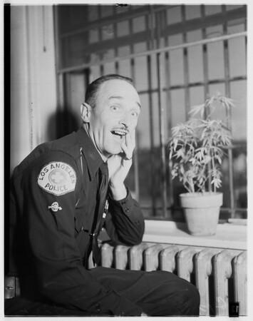 Marijuana in Van Nuys Jail, 1951