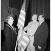 Newspaper Night at Elks, 1951