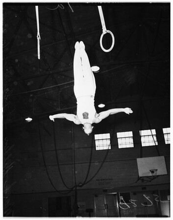 Los Angeles City College gymnastics, 1948