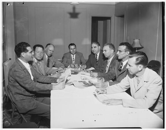 Douglas strike, 1951