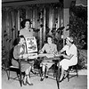Assistance League Women...Blood Bank Program, 1951