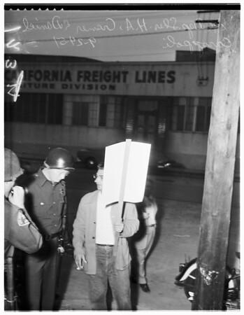Meyer-Welch Strike, 1951