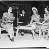 Club Activity, Los Angeles District, California Federation of Women's Clubs, (Roosevelt Hotel), 1951