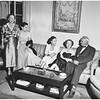 Mrs. John Dockweiler buffet, 1951
