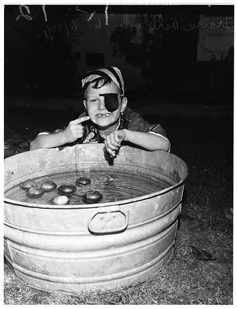 Halloween (Arcadia  -- Alhambra), 1951.