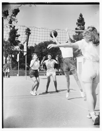 Pepperdine College sports, 1948
