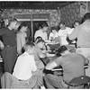 Douglas strikers vote return to work and counting strikers votes, 1951