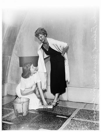 """""""Cinderella"""" contest (Pasadena), 1951"""