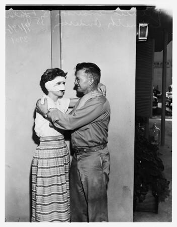 Fire rescue, 1951