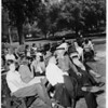Labor Day picnic... Pasadena, 1951