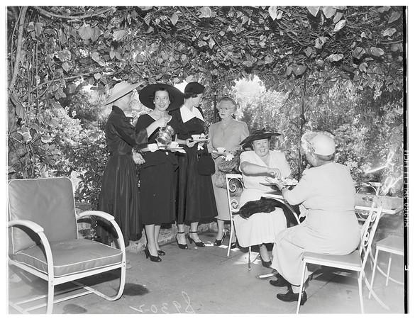New Provisionals of Flintridge Guild of Children's Hospital, 1951