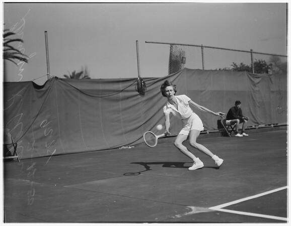 Tennis, 1950