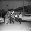 El Segundo Douglas plant welders strike, 1951