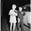 Girl kidnapped, 1951
