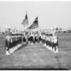 Elks Convention Drill Team, 1951
