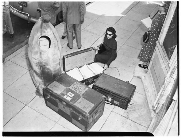 Cugat auction..., 1951