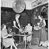 Society...Club Activity...Patio Improvement Committee, Mrs. Joseph L. Fainer, 9220 East Live Oak Avenue, Temple City, 1951.