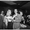 Bar stickup (Nixt and Collins) suspects, 2028 West Seventh Street, 1951