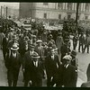 Communist parade and gathering, San Francisco?, 1931
