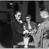 Buddhist wedding, 1951