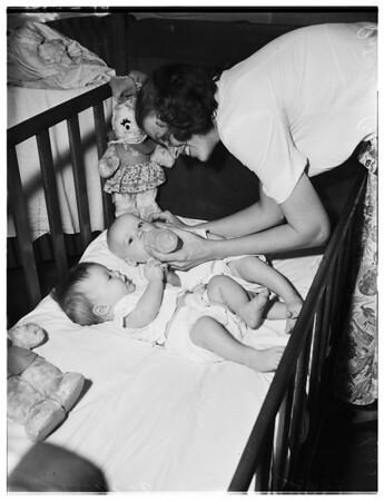 Girl kidnapping, 1951