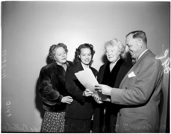 Fifth Adoption, 1951