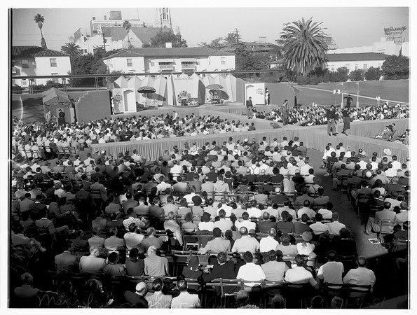 Men's Fashion Show, 1951