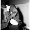 Assaulted door man at Mocambo, 1951