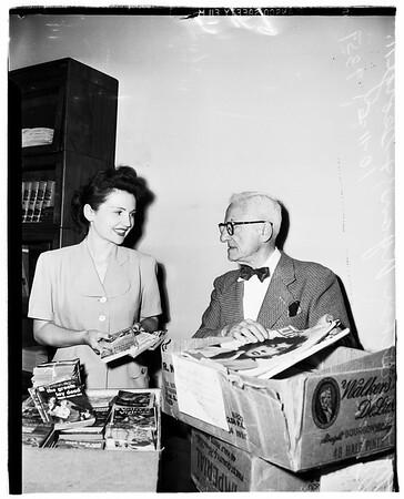 Pocket books for Korea, 1951