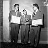 Helm Foundation Awards, 1951