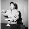 Los Angeles Transit Lines hearing...Public Utilities Board, 1951