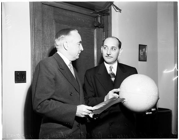 Guatemalan Consul, 1951