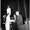 Band review awards in Long Beach, 1951